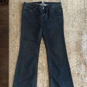 Ann Taylor Jeans Soze 8 Modern Flare